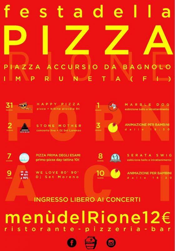 Festa della pizza